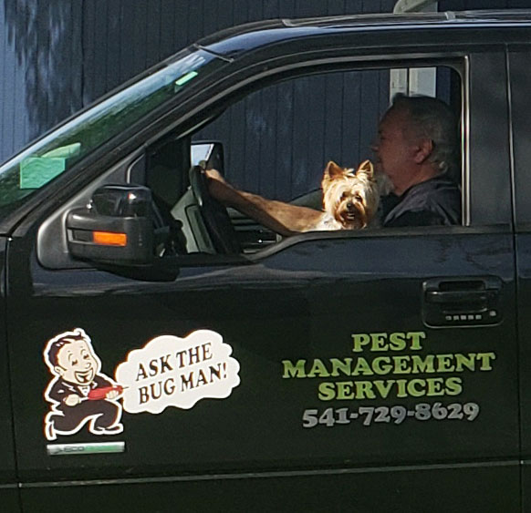 Ask The Bug Man Eugene, Oregon is a Local Family Business